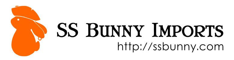 SS Bunny Imports